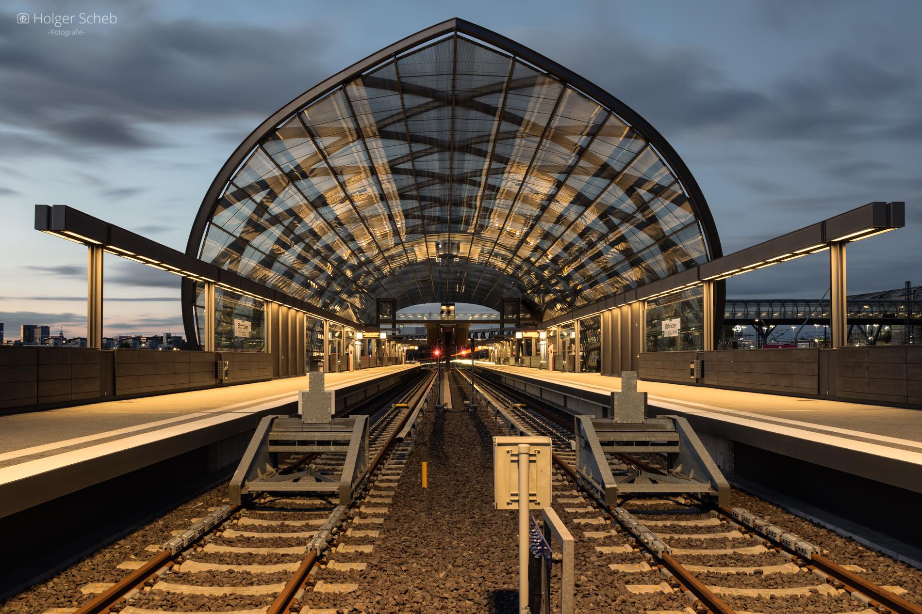 Station Elbbrücken